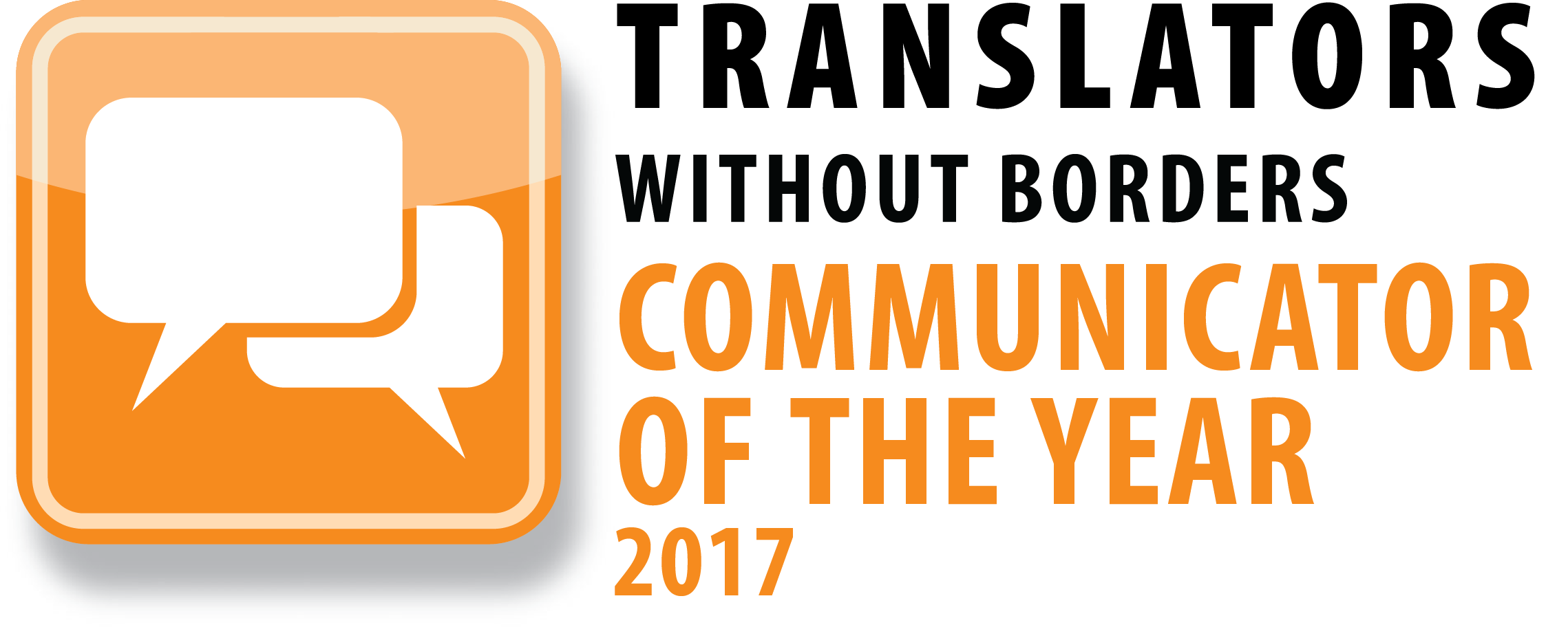 TWB_Communicator Award 2017