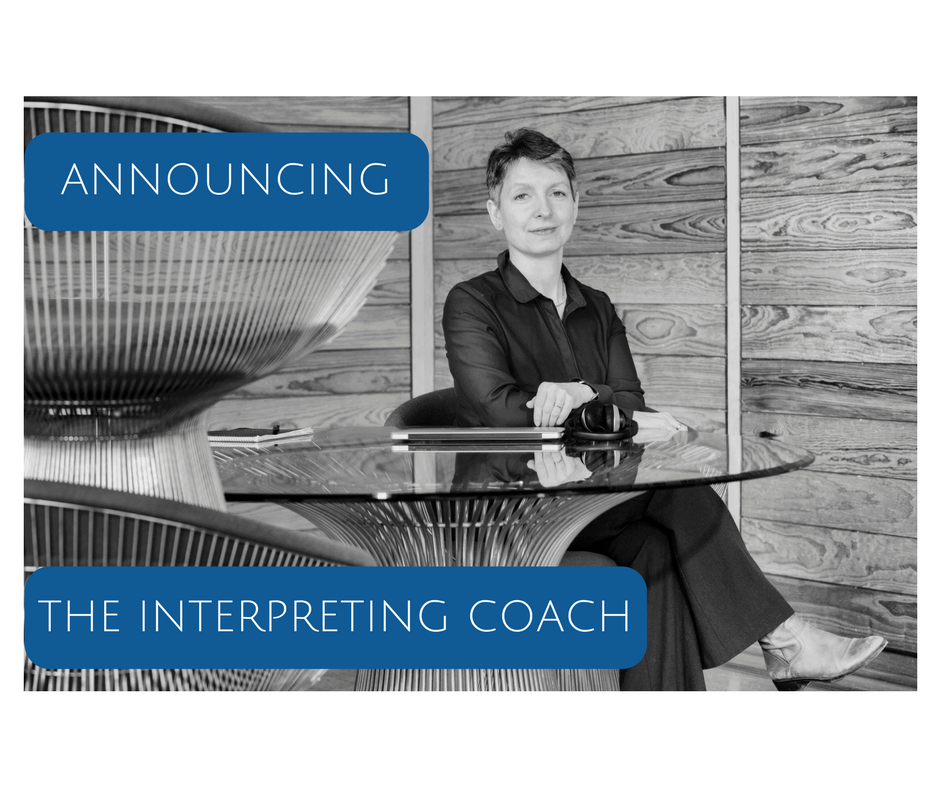 Announcing The Interpreting Coach