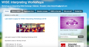 WISE workshops