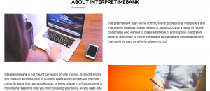Interpretimebank