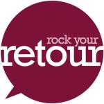 Rock your retour logo colour
