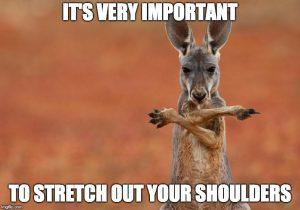 stretch shoulders