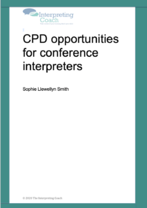 CPD opportunities list cover image